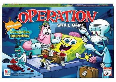 OPERATION SPONGEBOB