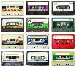 Cassette-tape
